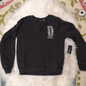 Girls diesel sweatshirt